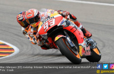 Bayi Alien Pimpin 10 Pembalap ke Q2 MotoGP Jerman, Dovi dan Rossi Gigit Jari - JPNN.com