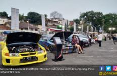 Puluhan Modifikator Semarang Serbu Seri Pembuka Intersport Auto Show 2019 - JPNN.com