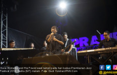 Persembahan Yovie Widianto Bikin Penonton Prambanan Jazz 2019 Galau - JPNN.com