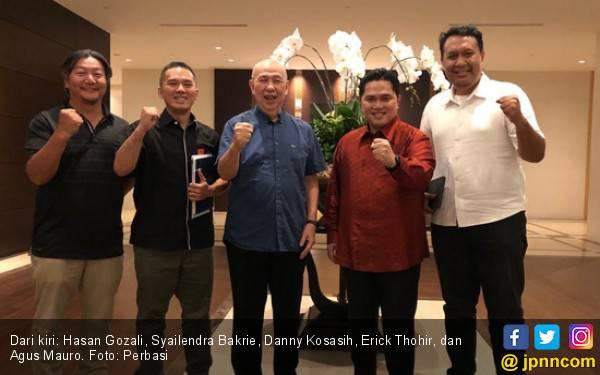Perbasi Matangkan Persiapan Bentuk Timnas Basket Putra - JPNN.com