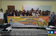 SMRC Imbau Mahasiswa dan Pemuda Jangan Ragu Menjadi Peneliti - JPNN.com