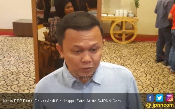 Konon Presiden Jokowi Pengin Golkar Gelar Munas Sebelum Pembentukan Kabinet - JPNN.com