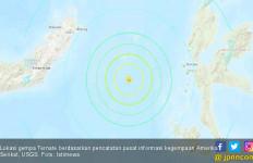 Gempa 7.0 SR di Ternate, BMKG Keluarkan Peringatan Dini Tsunami - JPNN.com