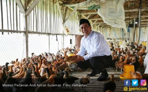 PW LPPNU Jatim Apresiasi Kinerja Mentan Andi Amran Sulaiman - JPNN.com