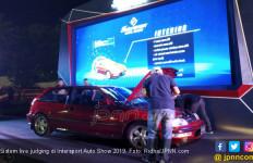 Sistem Live Judging di Intersport Auto Show 2019 Bikin Melek Modifikasi - JPNN.com