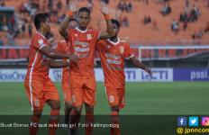 Imbang Kontra Persija, Borneo FC Gagal Melaju ke Final Piala Indonesia 2019 - JPNN.com