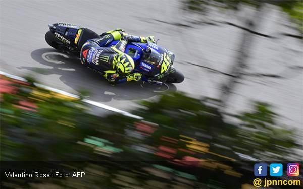 Finis Keenam di MotoGP Ceko, Rossi Desak Yamaha Perbaiki Sektor Mesin - JPNN.com