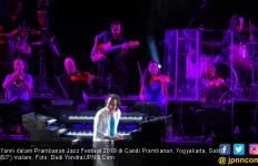 Mimpi Yanni Jadi Kenyataan, Sukses Tampil di Prambanan Jazz - JPNN.com