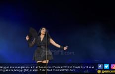 Tampil di Prambanan Jazz Festival 2019, Anggun C Sasmi Ingat Pernah Pacaran di sana, tapi.. - JPNN.com