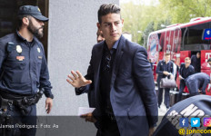 Bukan Napoli Saja, Atletico Madrid juga Kejar tanda Tangan James Rodriguez - JPNN.com