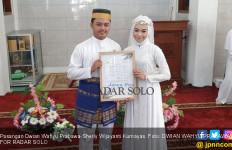 Dwian Wahyu Beri Mahar 25.200 Lembar Saham kepada Calon Istri - JPNN.com