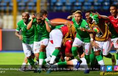 Tembus Perempat Final, Madagaskar Lanjutkan Sensasi di Piala Afrika 2019 - JPNN.com