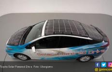 Toyota Mulai Garap Mobil Bertenaga Panel Surya - JPNN.com