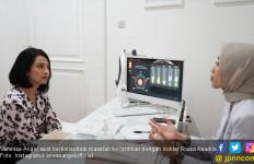 Ini Perawatan Wajah yang Cocok untuk Vanessa Angel - JPNN.com