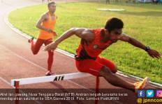 Andrian Kejar Tiket SEA Games 2019 - JPNN.com