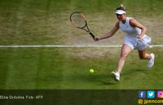 Wimbledon 2019: Elina Svitolina Torehkan Sejarah Luar Biasa Buat Ukraina - JPNN.com