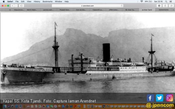 Saat Ditemukan, Candi ini Menginspirasi Belanda Membuat Kapal, Eh...Ditenggelamkan Nazi - JPNN.com