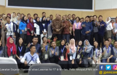 Lasenas ke-17 di Medan, Cara Kreatif agar Siswa Tidak Melupakan Sejarah - JPNN.com