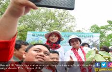 Para Istri Menteri di OASE Bersama KLHK Selamatkan Mangrove - JPNN.com