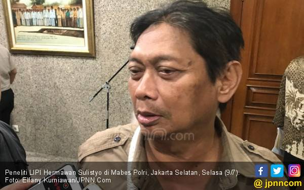 Enam Bulan Ungkap Peneror Novel, TPF Garap Komjen - JPNN.com