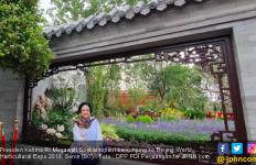 Megawati Minta Jokowi Tiru Taman di Tiongkok Ini - JPNN.com