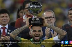Dani Alves, Raja yang Menganggur - JPNN.com
