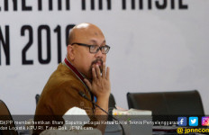 DKPP Berhentikan Ilham dari Ketua Divisi Teknis Penyelenggaraan KPU - JPNN.com