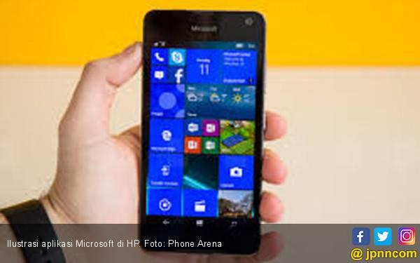 Microsoft Sisipkan Iklan di HP Android - JPNN.com