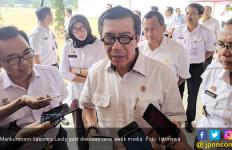Resmikan Kampus Poltekim, Menkumham Sindir Wali Kota Tangerang - JPNN.com