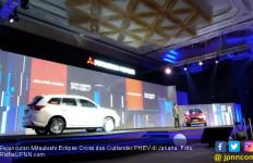 MMKSI Buka Ancar-Ancar Harga Mitsubishi Eclipse Cross dan Outlander PHEV - JPNN.com