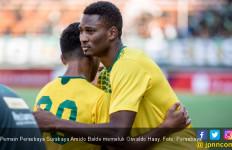 Penjelasan Pelatih Persebaya soal Amido Balde dan David da Silva - JPNN.com
