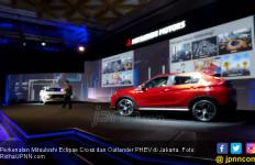 Peluru Baru MMKSI, Mitsubishi Eclipse Cross dan Outlander PHEV - JPNN.com