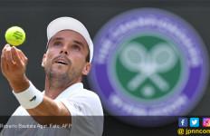 Ukir Rekor, Roberto Bautista Agut Tantang Novak Djokovic di Semifinal Wimbledon 2019 - JPNN.com