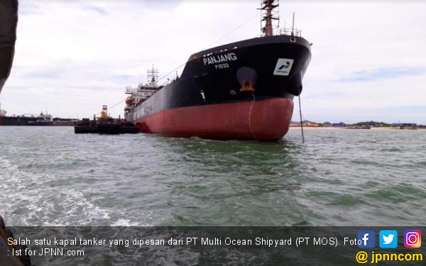 Pertamina Bakal Terima Kapal Tanker dari PT MOS - JPNN.com