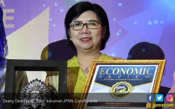 Kompak, Seluruh Fraksi di DPR Setujui Calon Tunggal DGS BI Pilihan Jokowi - JPNN.com