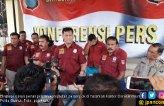 4 Perampok Bermodus Tuduh Korban Sebagai Bandar Narkoba Diringkus - JPNN.com