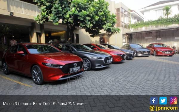 Mazda3 Terbaru Sudah Bisa Dipesan Cukup Rp 5 Juta - JPNN.com