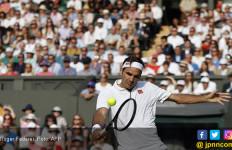 Catat Kemenangan ke-100 di Wimbledon, Roger Federer Jumpa Rafael Nadal di Semifinal - JPNN.com