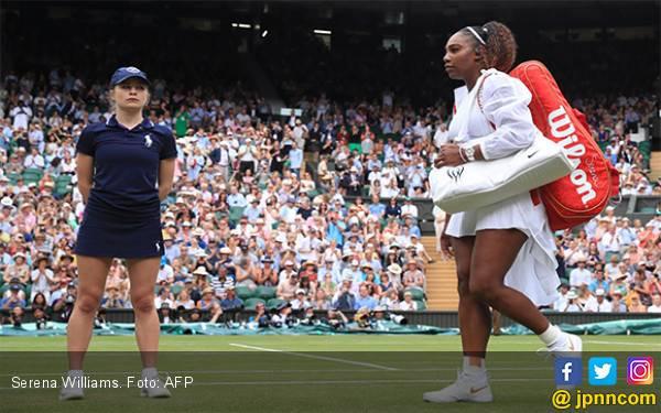 Kamu Memang Sulit Ditaklukkan, Serena - JPNN.com