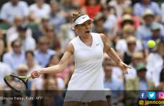 Simona Halep, Dari Operasi Mengecilkan Payudara Hingga Tembus Final Wimbledon 2019 - JPNN.com