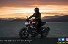 Zero SR/F Model 2020 Andalkan Motor Listrik Terbaru - JPNN.com