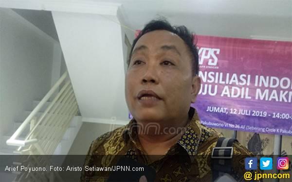 Arief Poyuono: Menteri dari Parpol Itu 99 Persen Melakukan Korupsi - JPNN.com