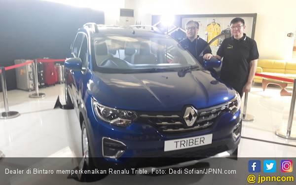 PT MRI Memperkenalkan Renault Tribel di Bintaro - JPNN.com