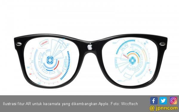 Apple Kembangkan Fitur AR Untuk Kacamata Pintar? - JPNN.com
