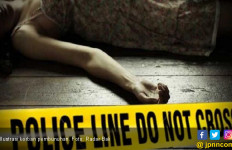Jumharyono Bunuh Istri, Lalu Bakar Anak Hidup-Hidup, Sungguh Biadab - JPNN.com