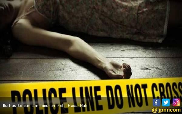 Jleb! Kakak Bunuh Adik Kandung Menggunakan Gunting Sol Sepatu - JPNN.com