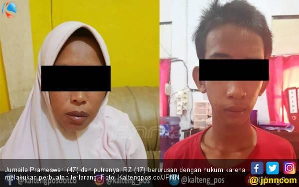 Ibu dan Putranya Lakukan Perbuatan Terlarang - JPNN.com