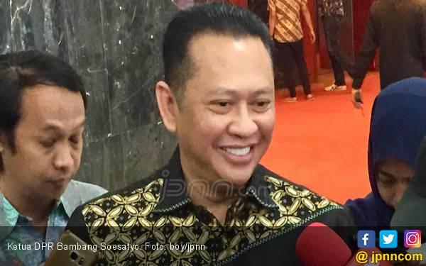 Pulang dari Istana, Bamsoet Bawa Harapan Jokowi - JPNN.com