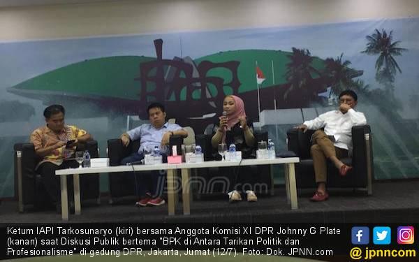 BPK Terancam Kehilangan Legitimasi Hasil Audit - JPNN.com
