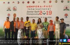 Pegolf Indonesia Berjaya di Turnamen Junior Golf Championship 2019 - JPNN.com